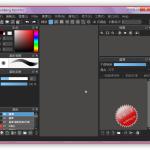 漫畫插畫繪製工具-MediBang Paint Pro 8.0 中文免安裝